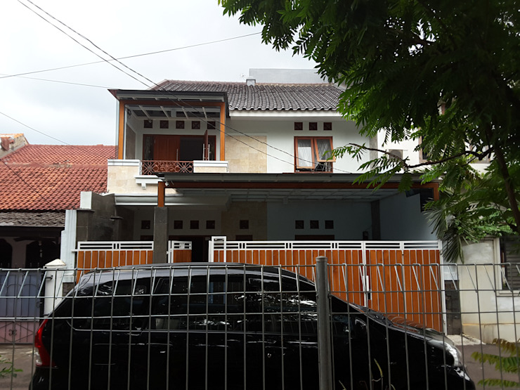 Nhà by Vaastu Arsitektur Studio