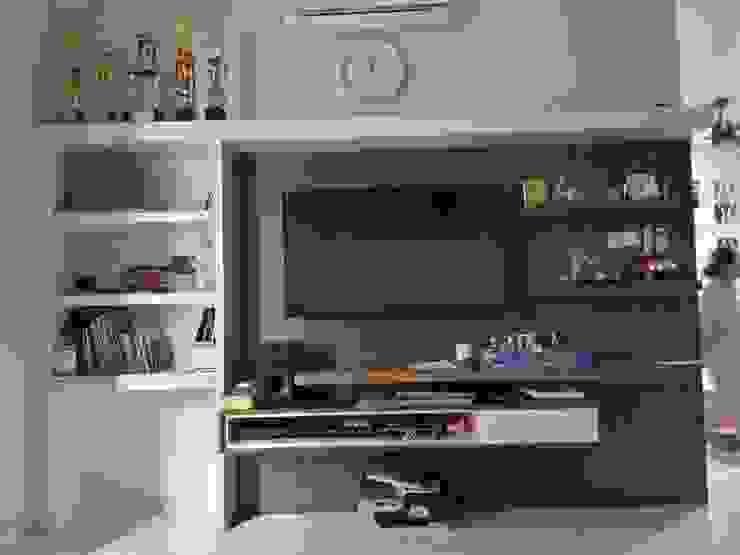 Phòng giải trí by Vaastu Arsitektur Studio