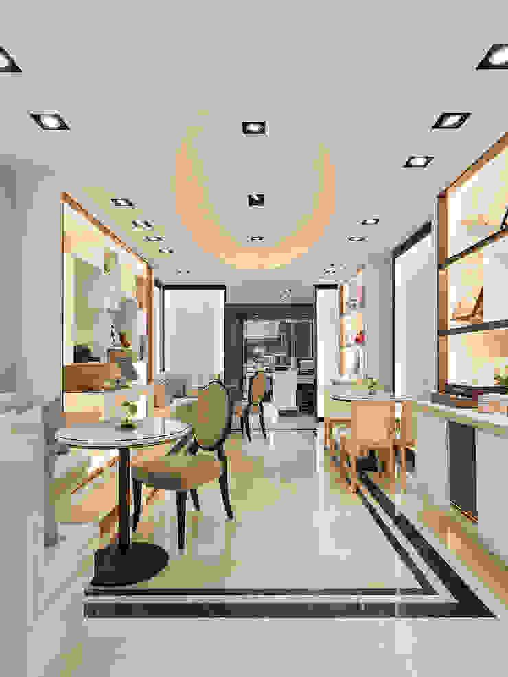 板橋伊莎貝爾法式喜餅門市 根據 ACE 空間制作所 古典風