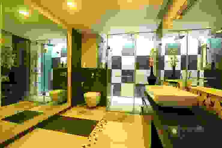 Master Bedroom Toilet Space Trend Modern bathroom