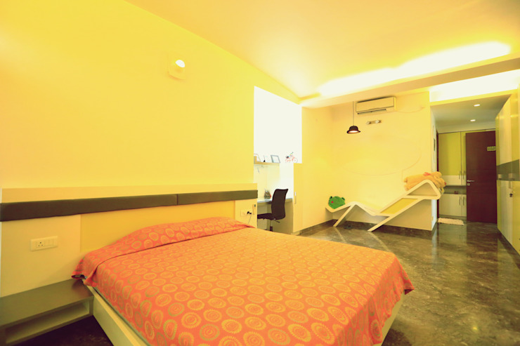 Boys Bedroom Modern style bedroom by Space Trend Modern