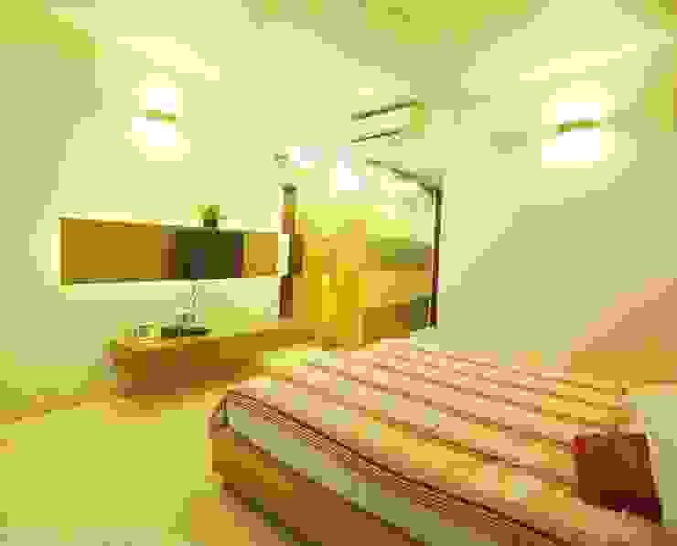 Guest Bedroom Modern style bedroom by Space Trend Modern