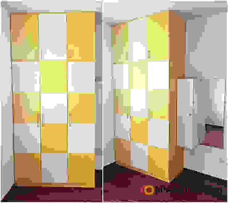 Bedroom Minimalist bedroom by Space Trend Minimalist
