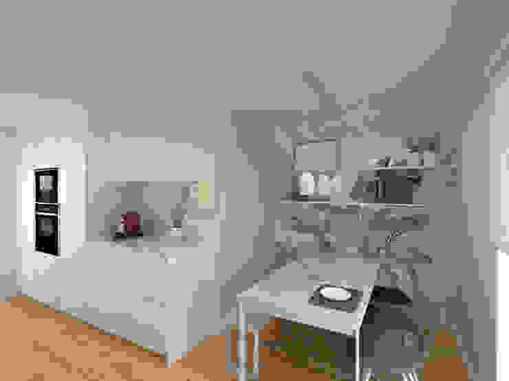 Modern style kitchen by DISIGHT Modern