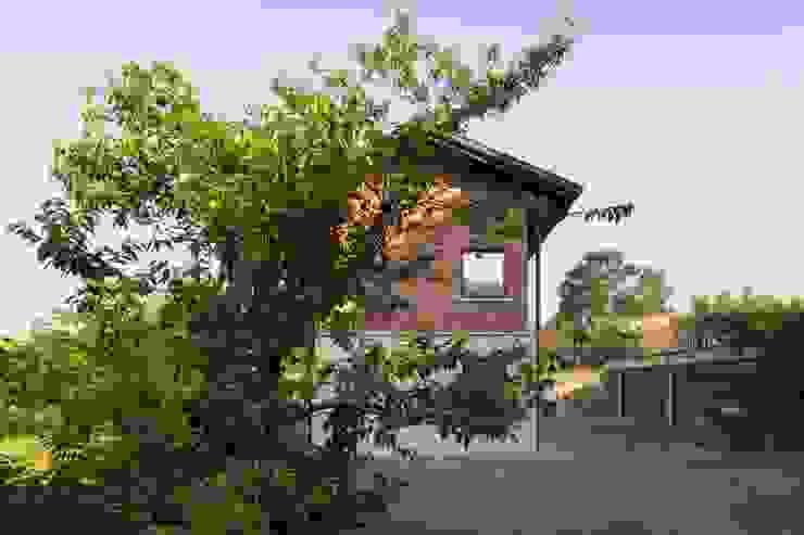 Casas campestres por Studio Ecoarch Campestre