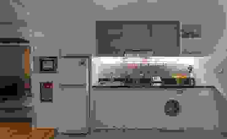 Dapur & Laundry Dapur Minimalis Oleh homify Minimalis Kayu Lapis