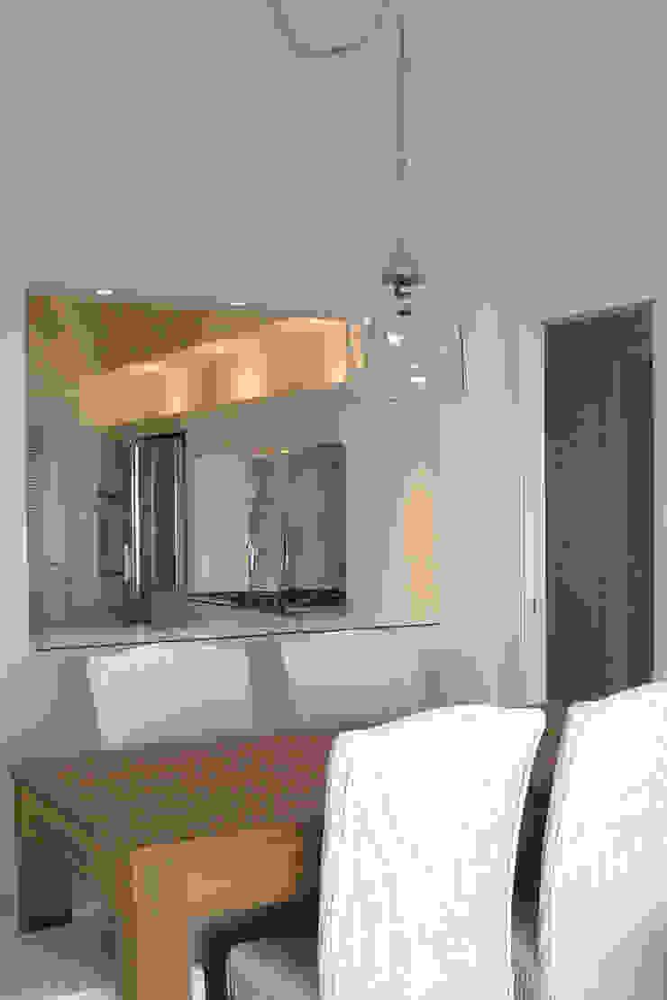 Mediterranean style dining room by Filippo Coltro architetto Mediterranean