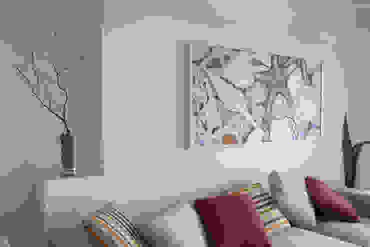 地中海デザインの リビング の Filippo Coltro architetto 地中海