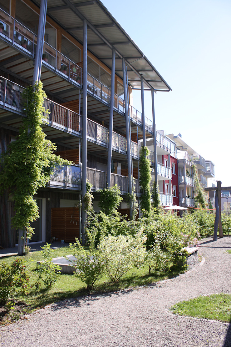 Frey Gruppe Rumah Modern