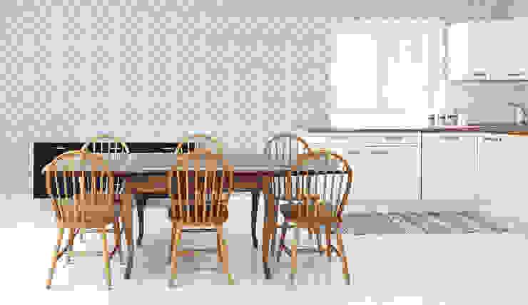 Subtle Blue Pixers Dining roomAccessories & decoration