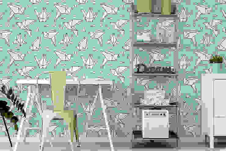 Origami Birds Pixers Living roomAccessories & decoration