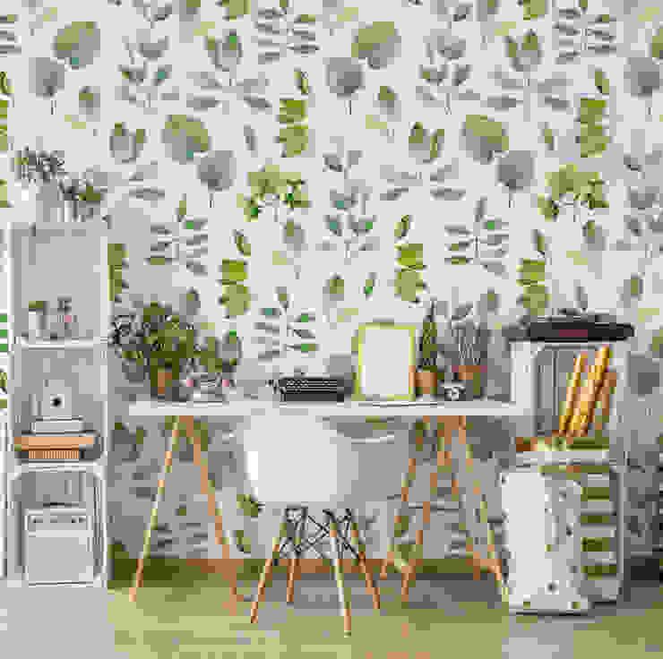 Home Herbarium Pixers Living roomAccessories & decoration Green