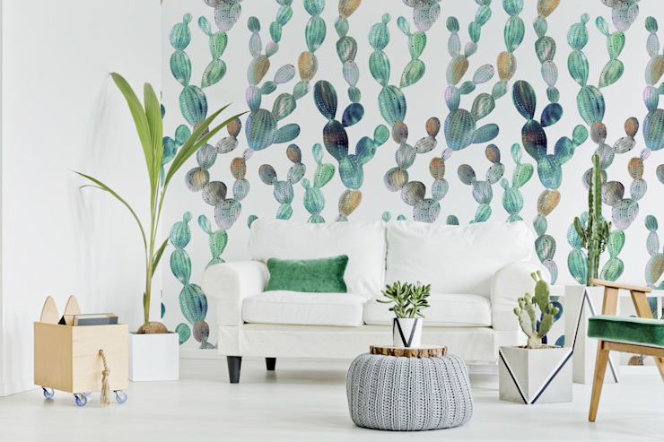 Climbing Cacti Pixers Living roomAccessories & decoration