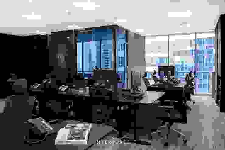 Freeplus – Indonesia Representative Office Kantor & Toko Modern Oleh INTERIORES - Interior Consultant & Build Modern