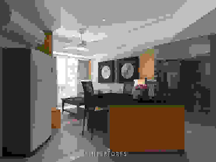 The Mansion – Kemayoran Oleh INTERIORES - Interior Consultant & Build