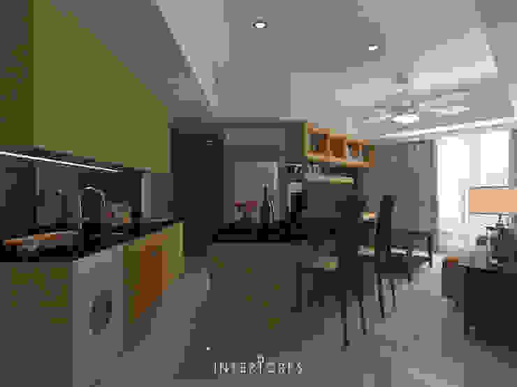 The Mansion - Kemayoran Oleh INTERIORES - Interior Consultant & Build