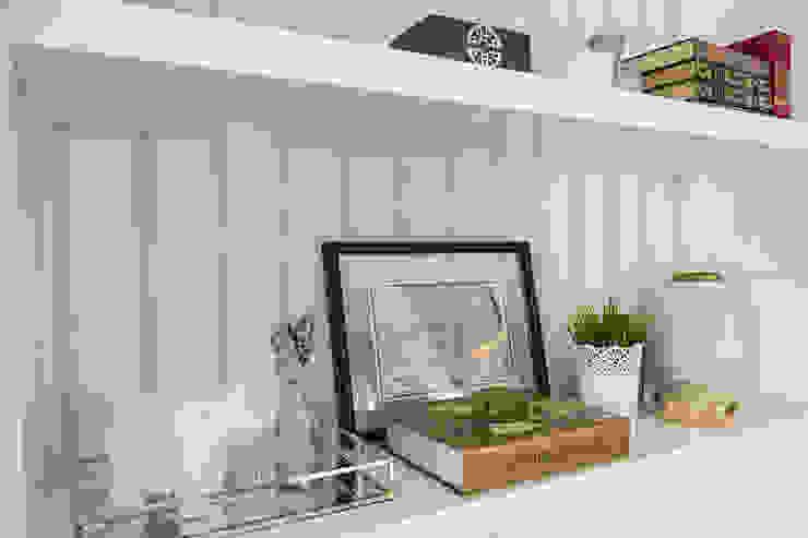 Sala e Varanda em Paço de Arcos Sizz Design Sala de estarAcessórios e Decoração
