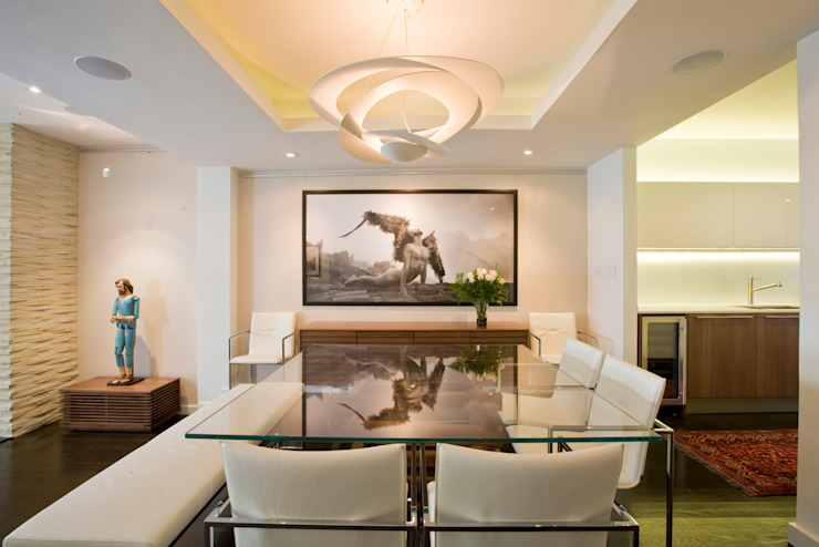 FORMA Design Inc. Modern dining room