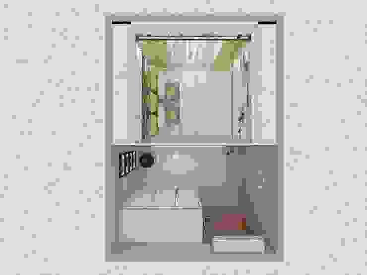 Floor Plan Oleh INTERIORES - Interior Consultant & Build