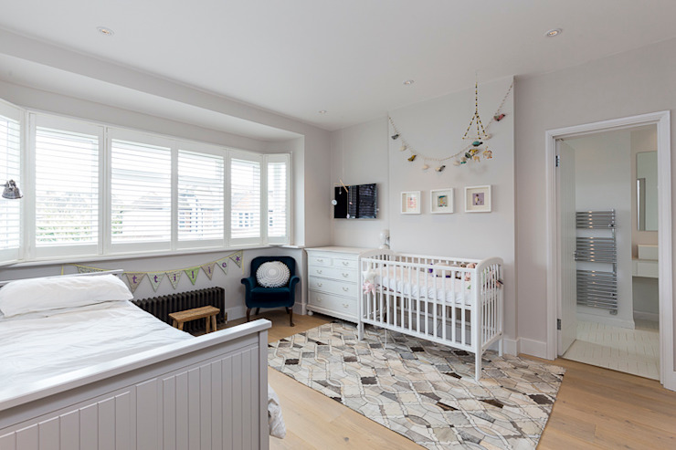 Parke Rd Barnes:  Bedroom by VCDesign Architectural Services,