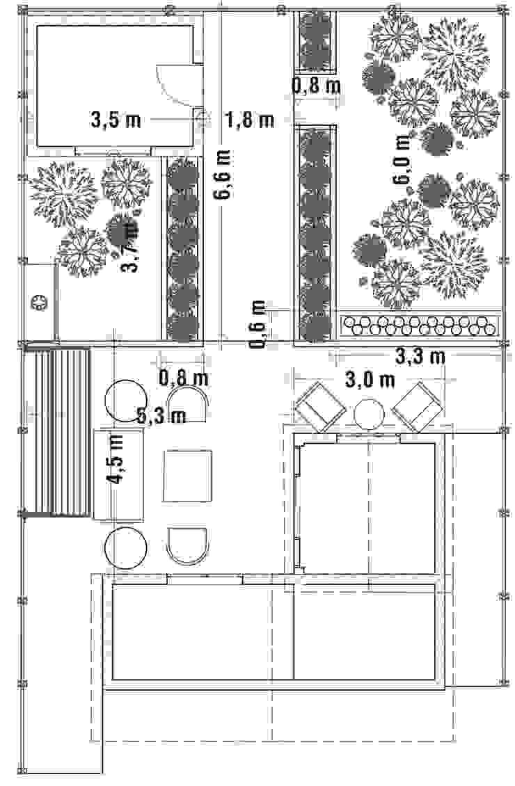 Klassischer Garten von Diseño de Locales Klassisch