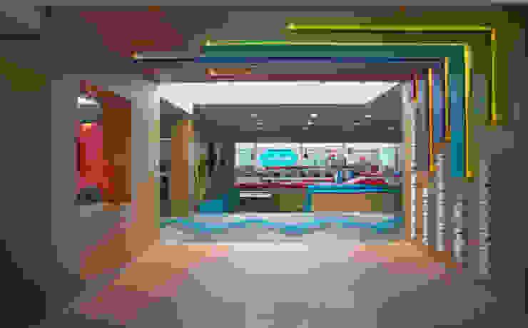ACCESO de MDV Arquitectura Moderno