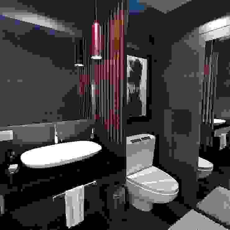 ห้องน้ำ โดย Crearqtiva,