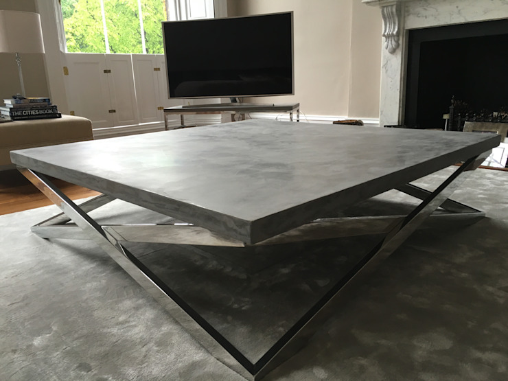 industrial  by Daniel Polished Concrete, Industrial Iron/Steel
