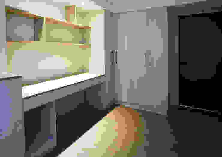 全室案例-台北市吳宅 根據 ISQ 質の木系統家具 現代風