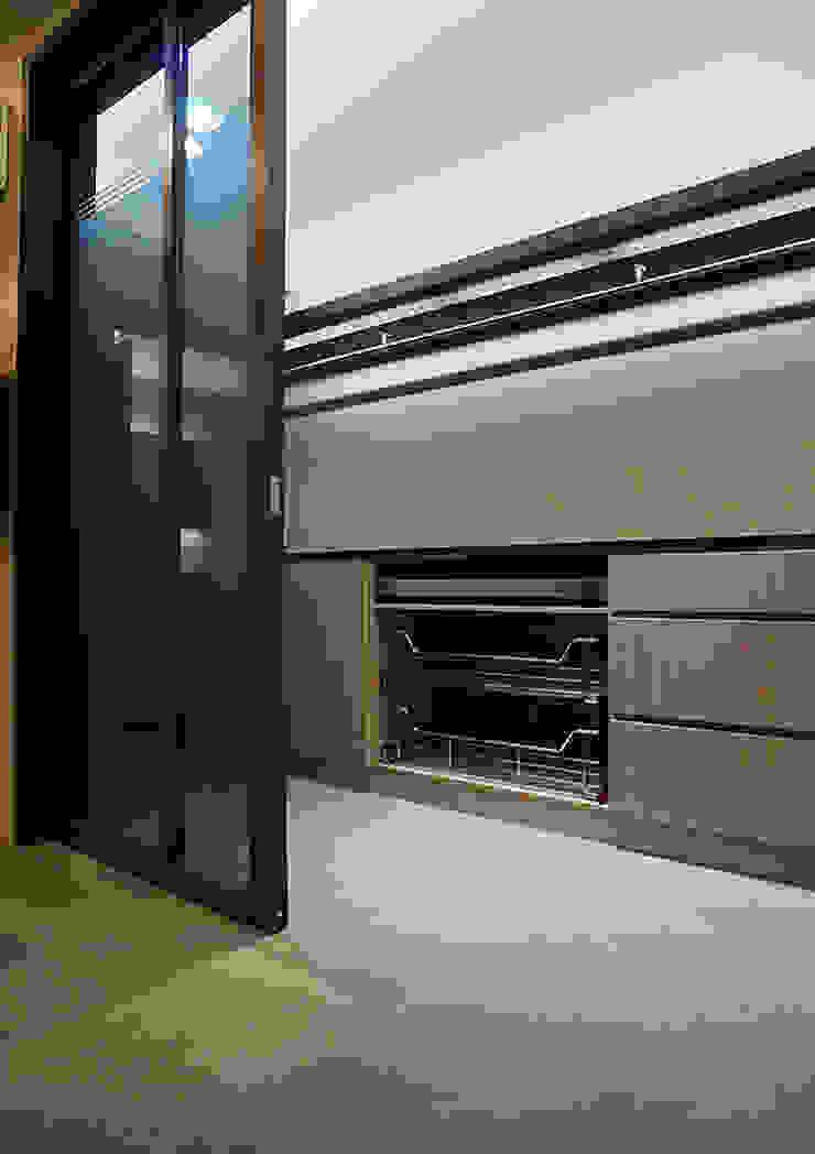 全室案例-新北市林宅 根據 ISQ 質の木系統家具 現代風