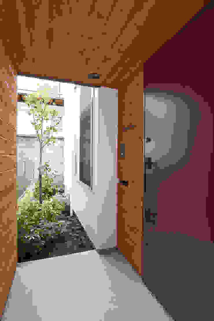Modern home by (有)菰田建築設計事務所 Modern