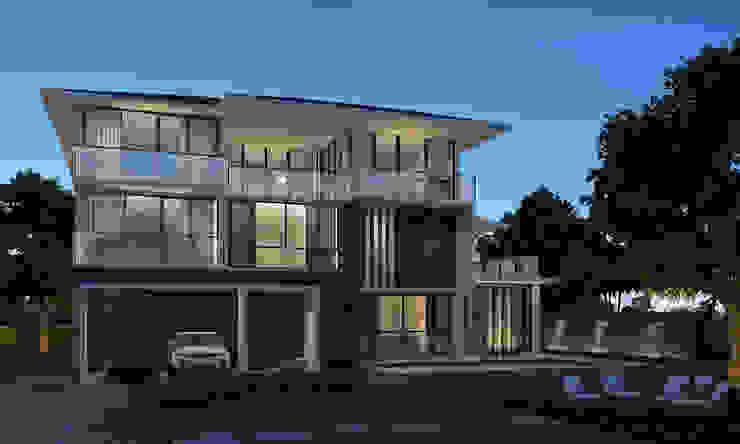 ออกแบบบ้านสวย โดย บริษัท 999 สตาร์ จำกัด