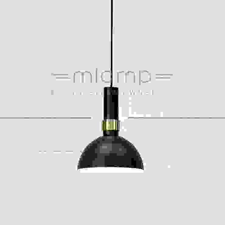 Lampa wisząca LARRY od Mlamp Klasyczny Matal
