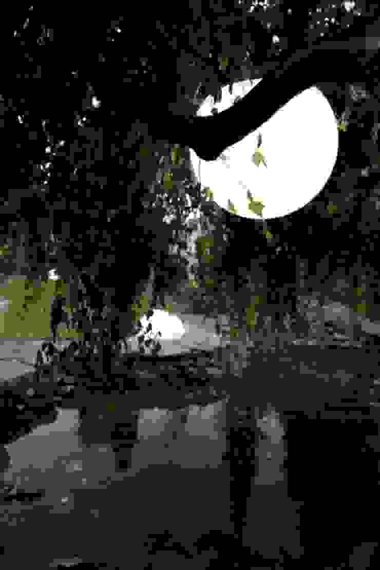 Lampa stojąca GAJA od Mlamp Nowoczesny
