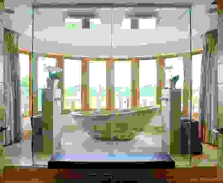 Bespoke AluClad Wood Casement Windows Marvin Windows and Doors UK Jendela kayu Kayu