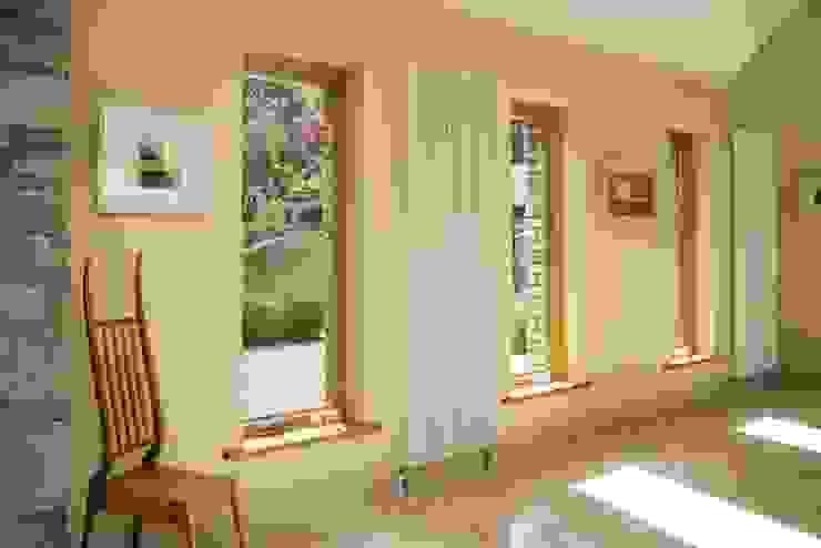 Quality Crafted Aluminium Clad Wood Interior Marvin Windows and Doors UK Jendela kayu