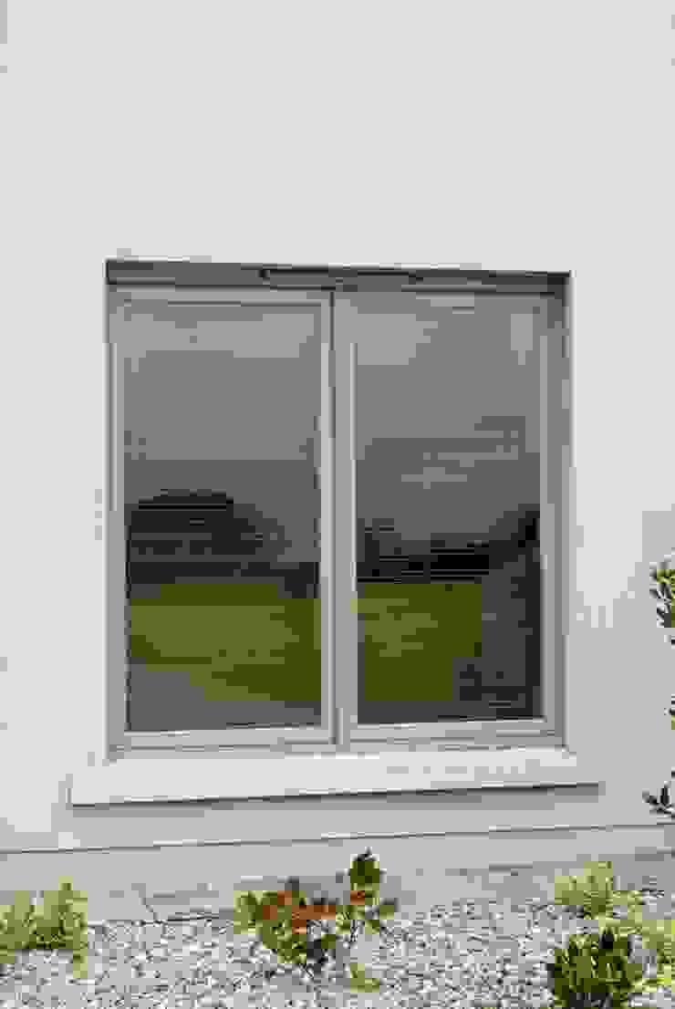 Bespoke Aluminium Clad Wood Casement Windows Marvin Windows and Doors UK Windows & doors Windows