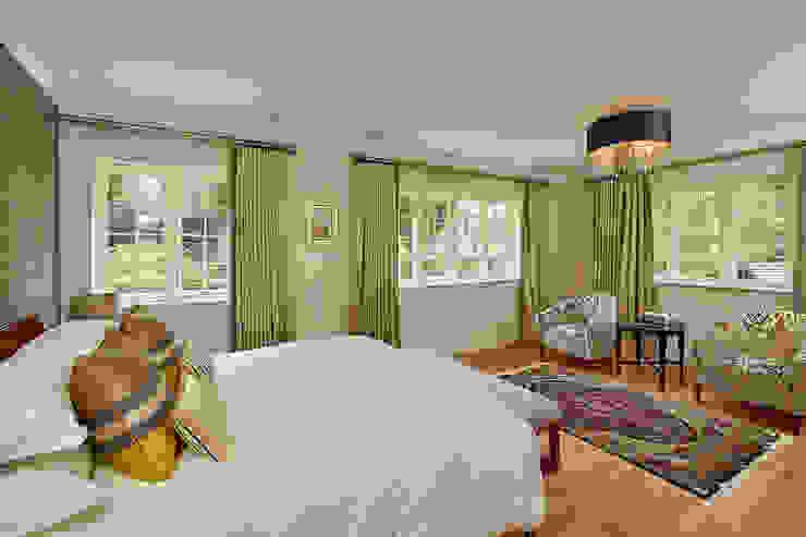 AluClad Wood Casement Windows With French Vanilla Finish Marvin Windows and Doors UK Jendela kayu