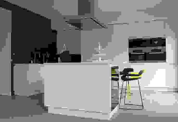 Kitchen theo h(O)me attitudes by Sylvie Grimal,