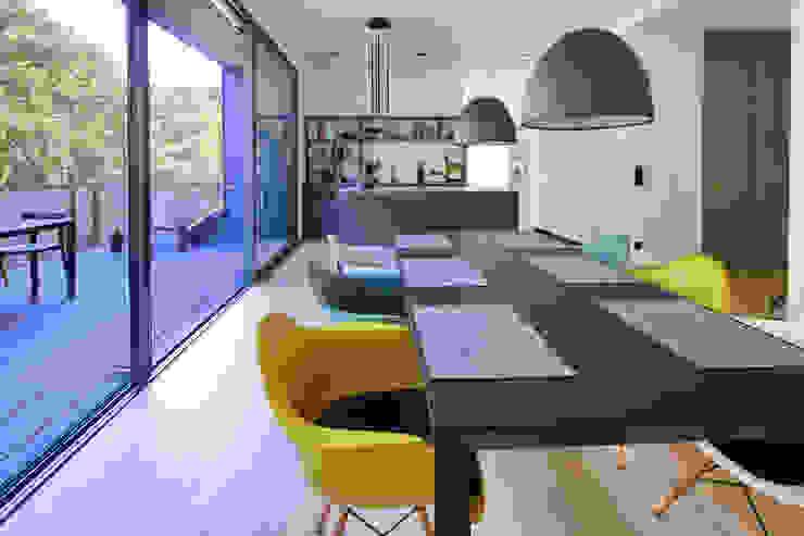 مطبخ تنفيذ Thillmann Architekten, حداثي