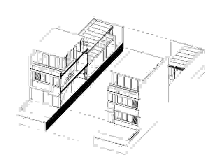 極簡主義  by Ensamble de Arquitectura Integral, 簡約風
