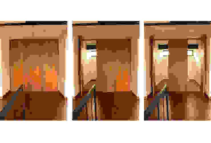 根據 Ensamble de Arquitectura Integral 簡約風 木頭 Wood effect