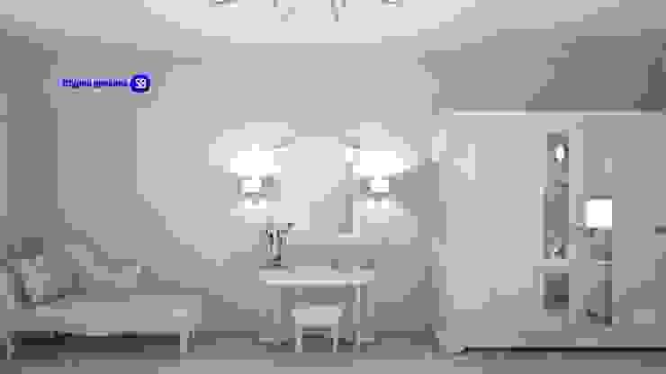 Classic bedroom Classic style bedroom by 'Design studio S-8' Classic