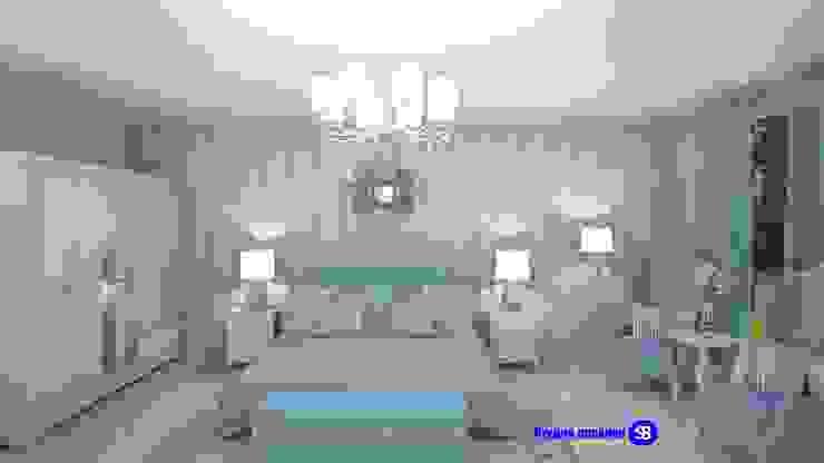 Dormitorios de estilo clásico de 'Design studio S-8' Clásico