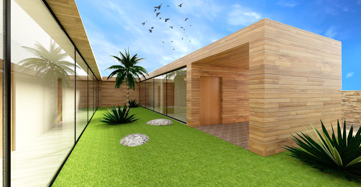 Oliveira House Atelier 12 Casas modernas