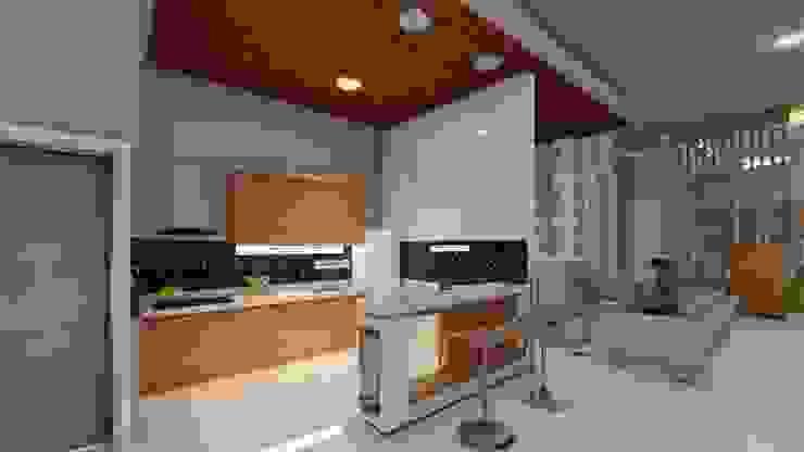 Modern kitchen by Ardha Design Modern