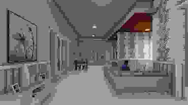lantai Dinding & Lantai Modern Oleh Ardha Design Modern