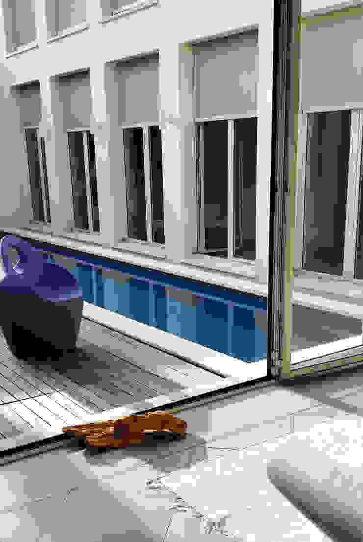 Luxury Sustainable Home | Santa Ana Costa Rica Aroma Italiano Eco Design Pool White