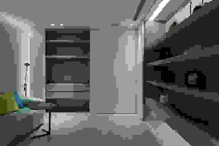 House D 鄧宅 構築設計 書房/辦公室