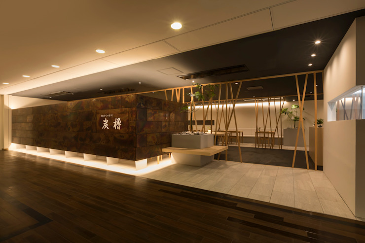 Asian style house by ALTS DESIGN OFFICE Asian